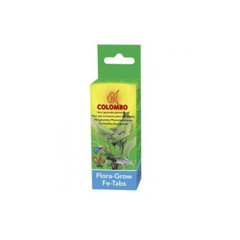Colombo Flora grow fe tabs /vas tablatta/