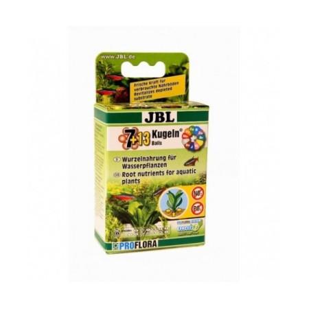 JBL 7 +13 növénytáp golyó
