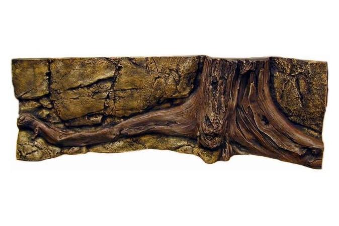 Tuskós 100×50 cm akvárium háttér