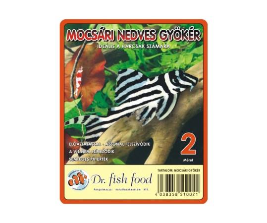 Dr. Fishfood Mocsári fenyőgyökér kicsi  (2)