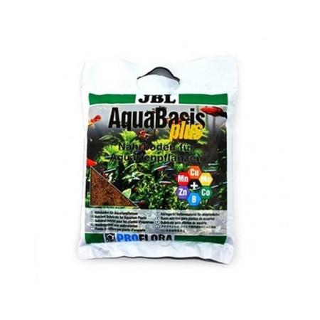 JBL Aqua Basis Plus Növény táptalaj - 5 liter