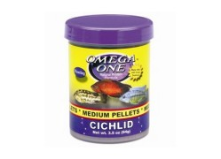 Omega One Medium Cichlid Pellets /182g/
