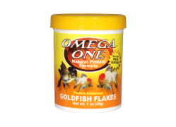 Omega One Goldfish Flakes /62gramm/