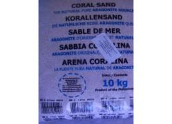 D.J.M. Korallzúzalék 0,2-1 mm /10kg/