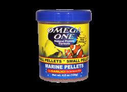 Omega One Garlic Marine Pellets /126 gramm/ - Akváriumi haleledel