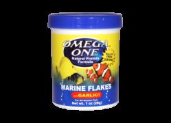 Omega One Garlic Marine Flakes /62 gramm/ lemezes haleledel