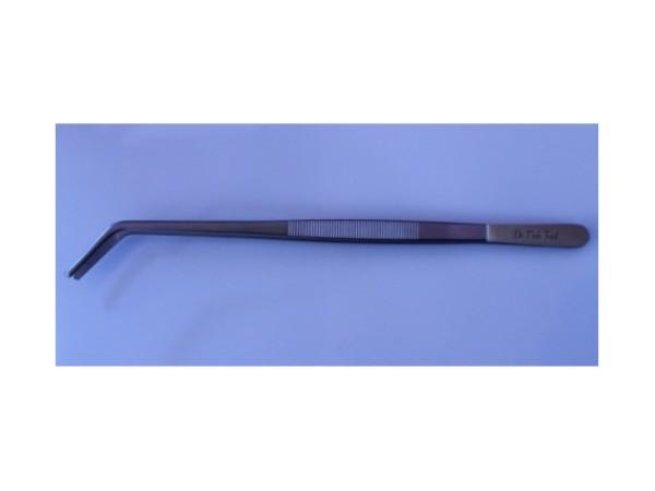 Dr. Fish Tool csipesz 30cm-es /hajlított/