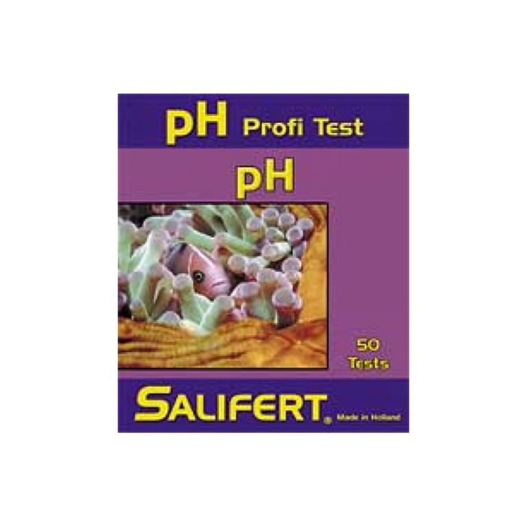 Salifert ph teszt