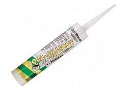 Den Braven Aqua-Silicone /akváriumüveg ragasztó/ fekete