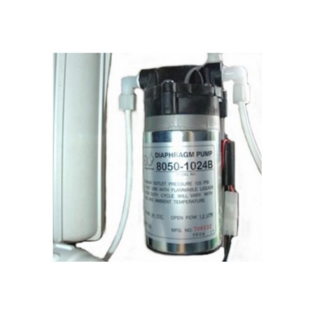 D-D Nyomásnövelő pumpa /Booster pump/