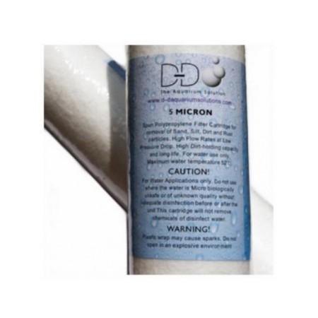 D-D 5 micronos RO szűrőbetét