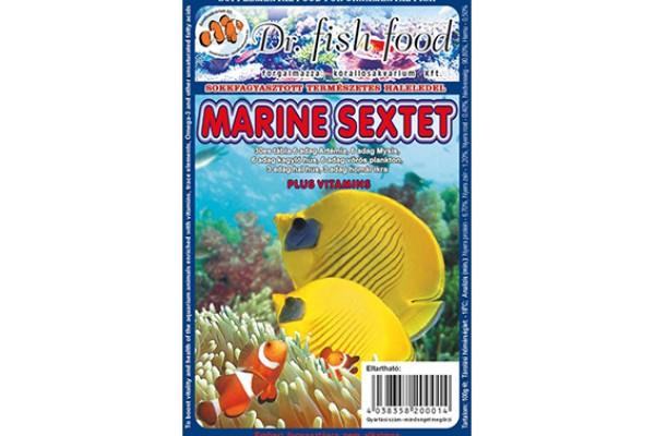 Tengeri akváriumi haleledelek (Fagyasztott)