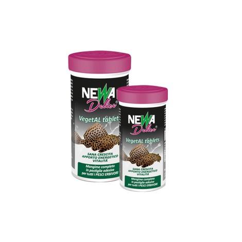 Newa Vegetal Tablets 250 ml - haleledel algaevő halaknak