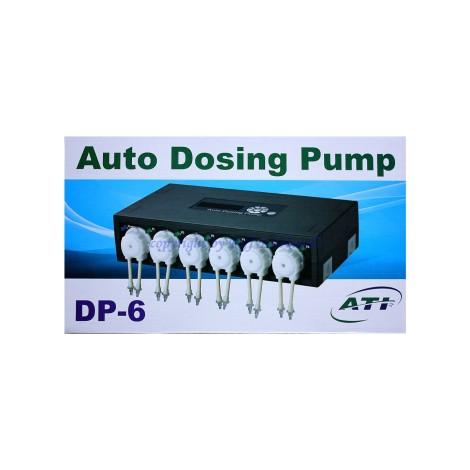 ATI DP6 - hatcsatornás dózispumpa