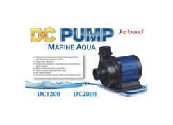 Jebao DC 2000 Felnyomó pumpa