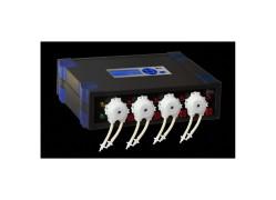 GHL Dozispumpa 4 csatornás, vezérlővel