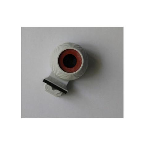 T5-ös fénycsőhöz páramentes foglalat (bepattintós)
