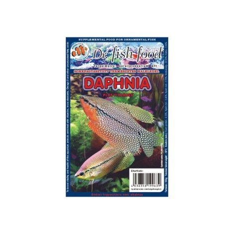 Dr. Fishfood Fagyasztott Daphnia 100g