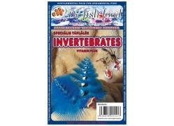 Dr. Fishfood Fagyasztott Invertebrates (Gerinctelen állatoknak) 100g