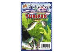 Dr. Fishfood Fagyasztott Tubifex /vitaminozott/ 100g