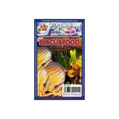 Dr. Fishfood Fagyasztott Discusfood Junior 500g