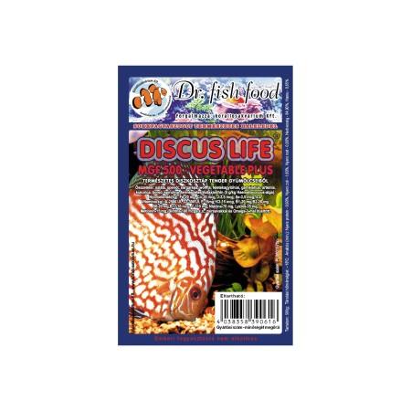 Dr. Fishfood Fagyasztott Discusfood MSM500 500g