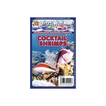 Dr. Fishfood Fagyasztott Koktélgarnéla 70g