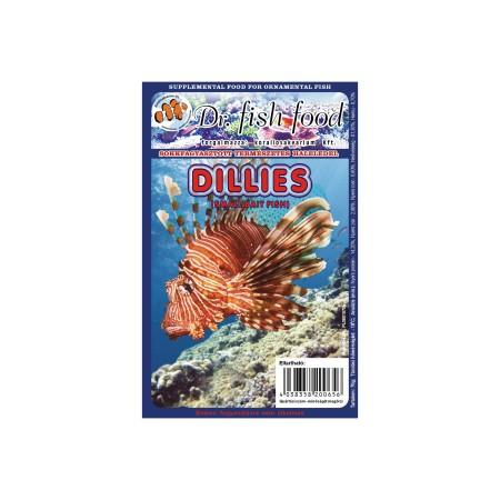 Dr. Fishfood Fagyasztott Mini Dillies /Hal/ 70g