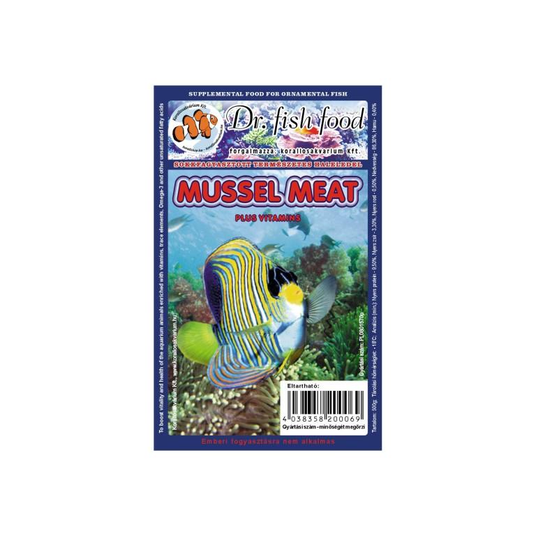 Dr. Fishfood Fagyasztott Darált Kagyló 500g
