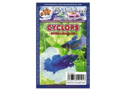 Dr. Fishfood Fagyasztott Cyclops Spirulina Plus 500g