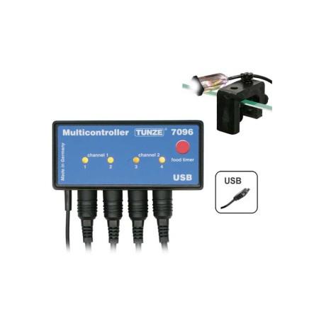 TUNZE® Multicontroller 7096 vezérlő
