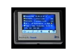 GHL ProfiLux Touch - képernyő