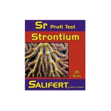 Salifert Stroncium teszt