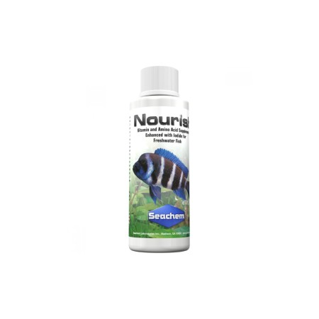 Seachem Nourish 100ml - vitamin halaknak