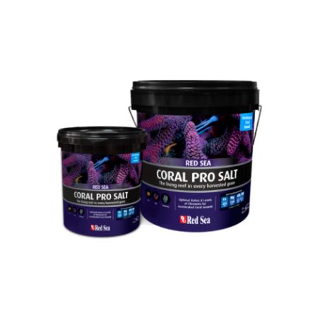 Red Sea Coral Pro Salt -22kg tengeri só