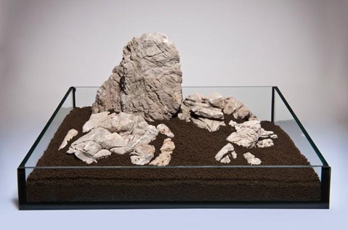 Gray Mountain  Akváriumi dekorációs kő