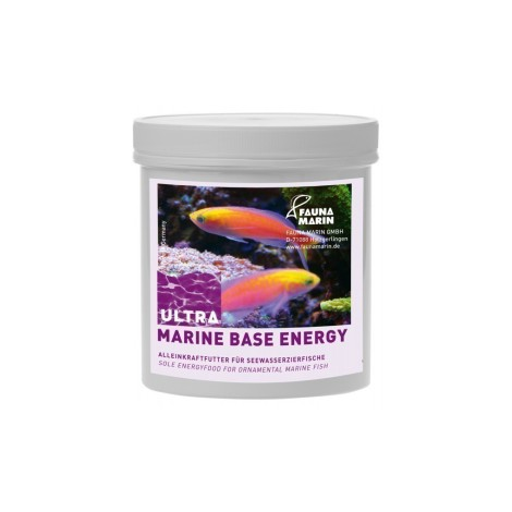 Fauna Marin Base Energy M 100ml - haleledel