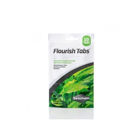 Seachem Fluoris Tabs - Növénytáp
