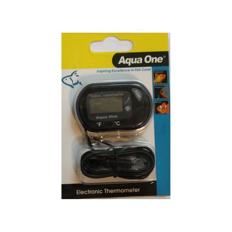 Aqua One ST 3 Akváriumi Digitális hőmérő