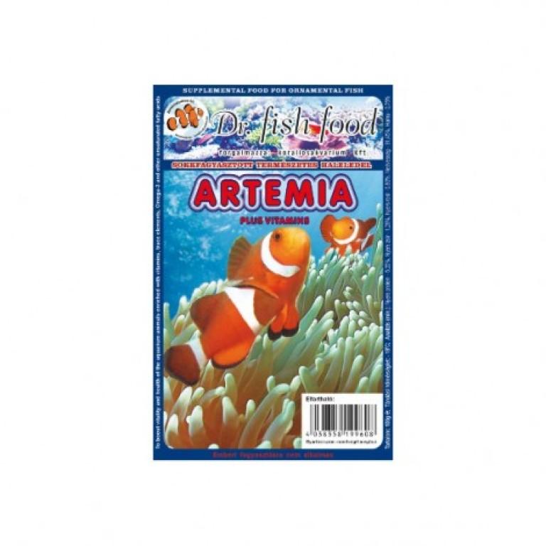 Dr. Fishfood Fagyasztott Artemia 100g