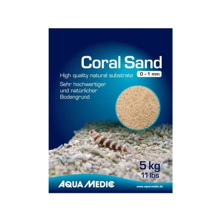 Aqua Medic korallzúzalék 2-5mm - 10kg