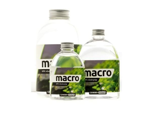 Green Aqua Macro növénytáp - 500 ml