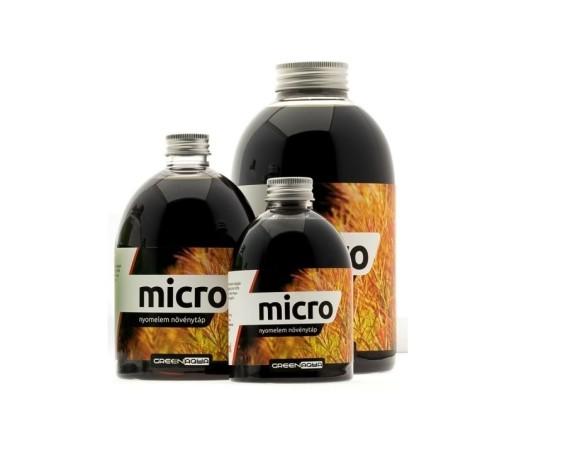 Green Aqua Micro növénytáp - 1000 ml