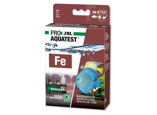 JBL ProAquaTest Fe  Vas vízteszt