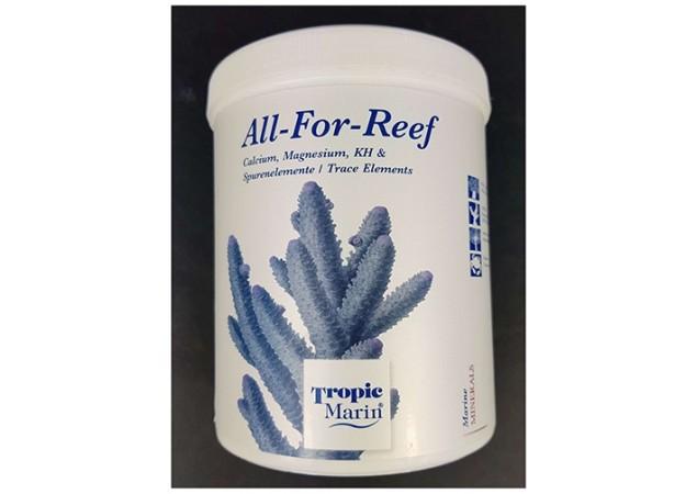Tropic Marin ALL - FOR-REEF 800g  - ásványi anyag és nyomelem