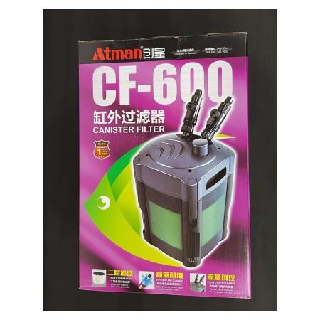 Atman CF600 Külső szűrő