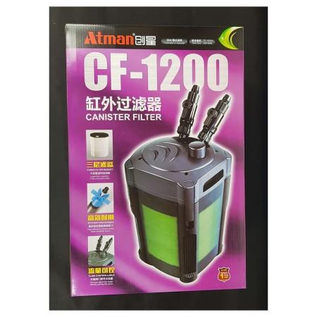 Atman CF1200 Külső szűrő