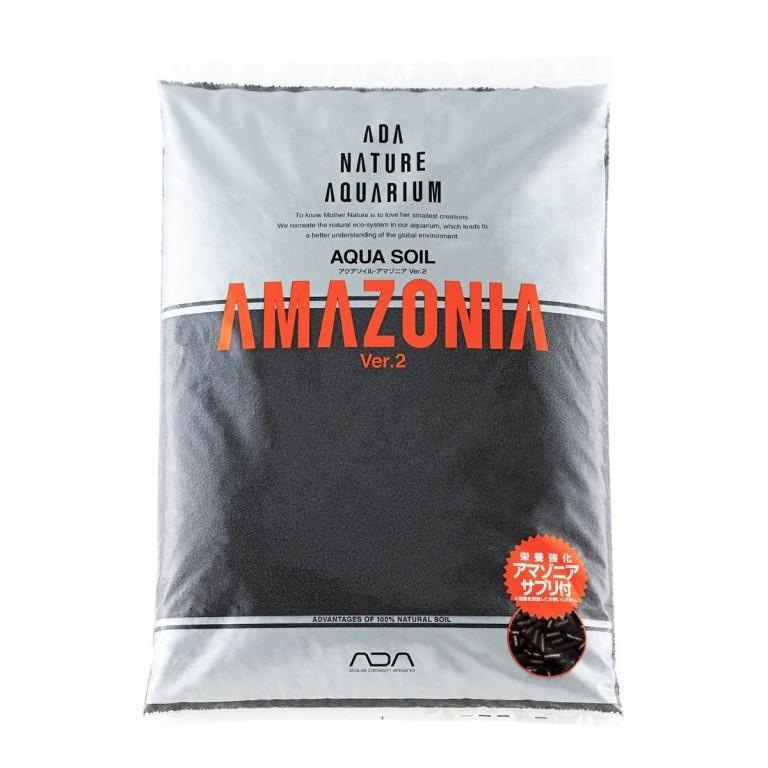 ADA Aqua Soil Amazonia Ver.2 Általános Növénytalaj - 3 Liter