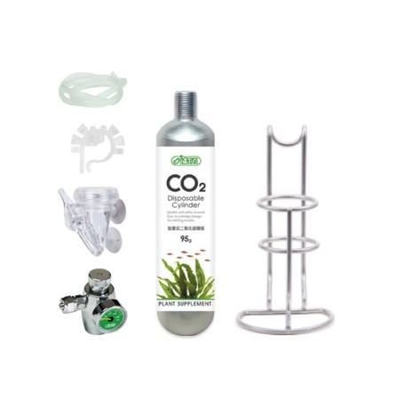 ISTA CO2 szett 95g palackkal Easy start up