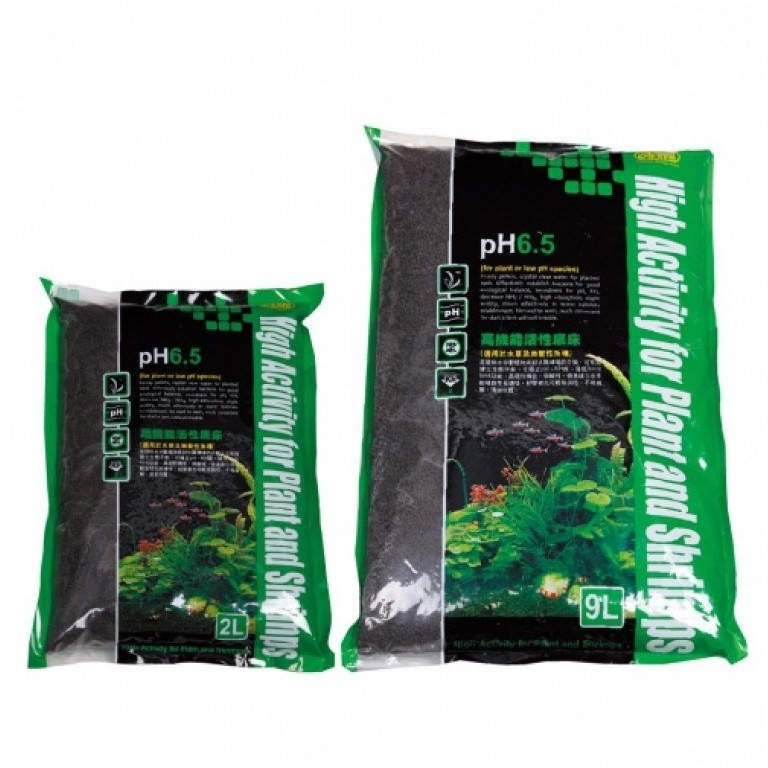 ISTA Water Plant Soil - pH6.5 2L / M (Növényi táptalaj, aljzat 3-4 mm)